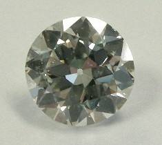diamond after re-cutting