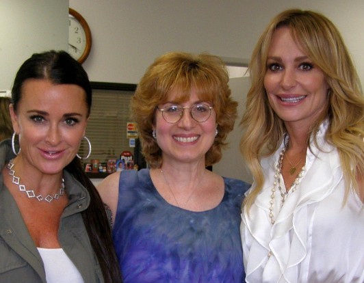 Real Housewives of Beverly Hills at Rothstein Jewelers
